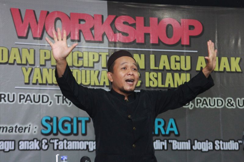 Unmuh Gelar Workshop Cipta Lagu