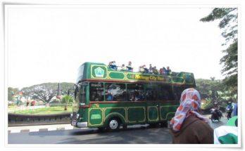 Angkat Macyto, Wisata Keliling Kota Malang